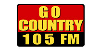 Go Country 105 Radio Logo