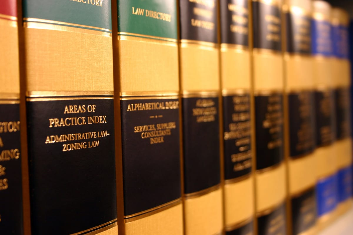 Legal Books