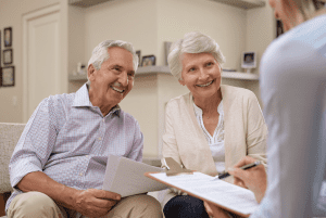 couples retirement planning with consultant