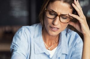 debt-affecting-woman's-mental-health