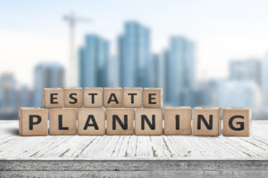 Estate-Planning-Sign-On-Wood-Table
