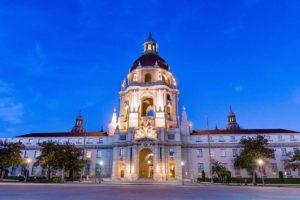 Historic City Hall of Pasadena